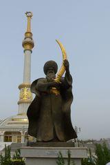 Aschgabat - Türkmen-Seljuk-Bay-900-1007