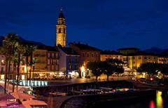 Ascona am Abend