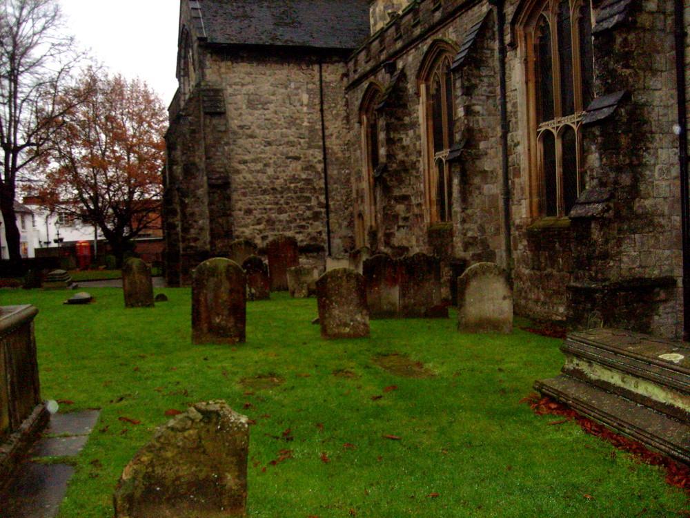 Ashford's church