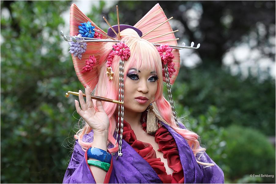 Asiatisch Cosplay