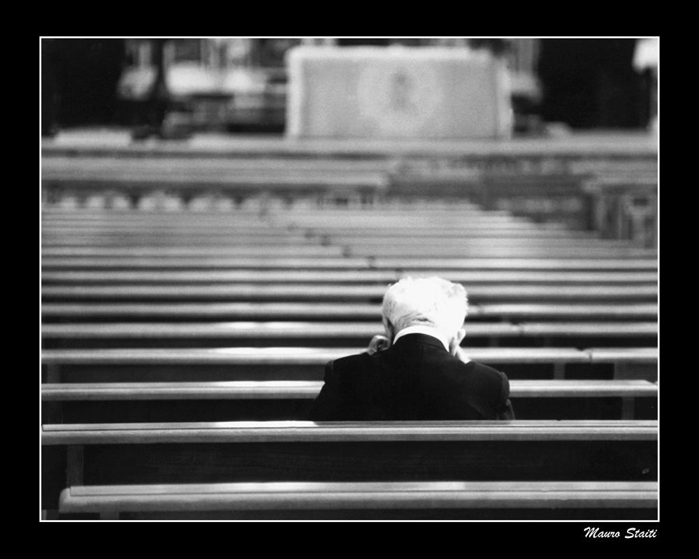 Aspettando il rosario