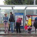Aspettando il tram
