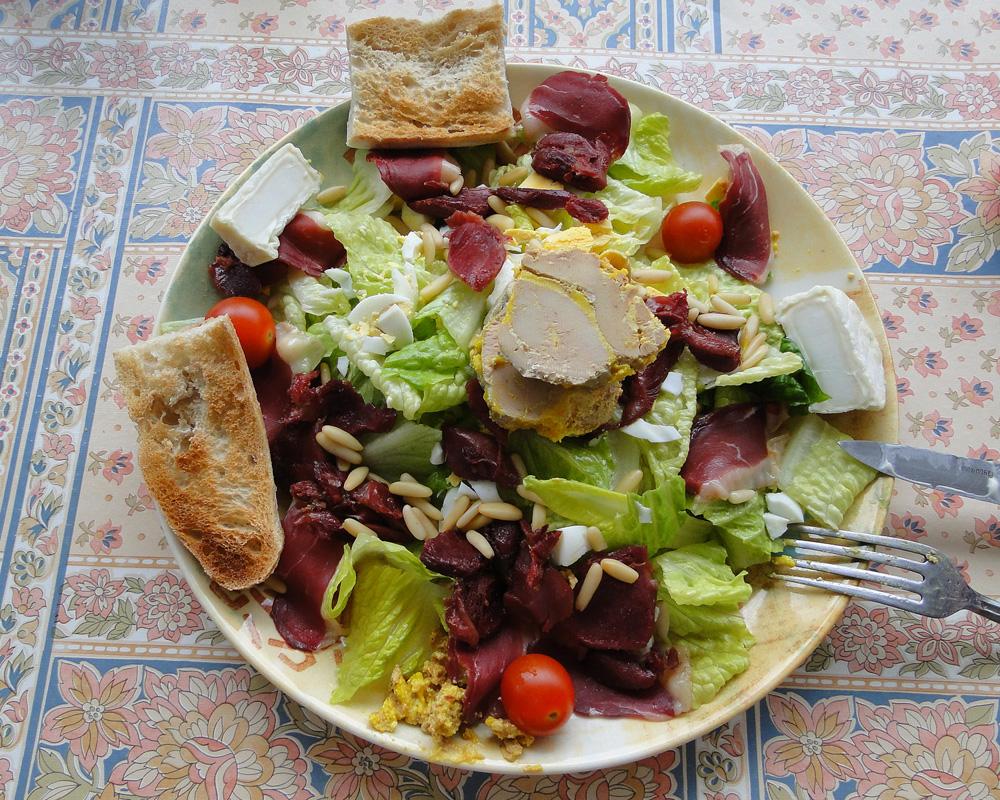 Assiette Landaise