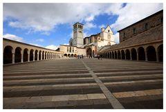 Assisi - Basilica S.Francesco