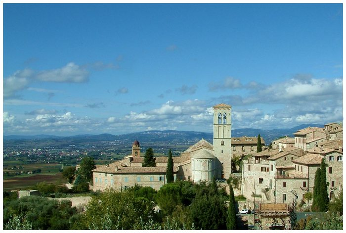 Assisi by day