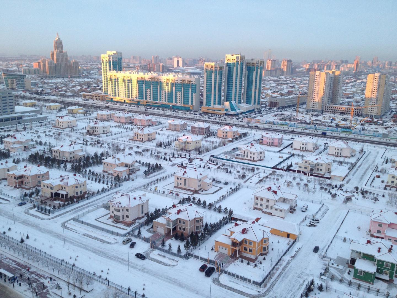 Astana im Januar 2014 (2)