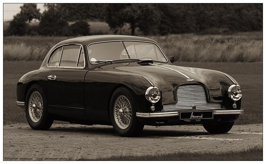 Aston Martin DB-2 Vantage