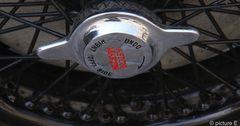 Aston Martin Felgenschloss