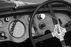 Aston Martin Innenraum