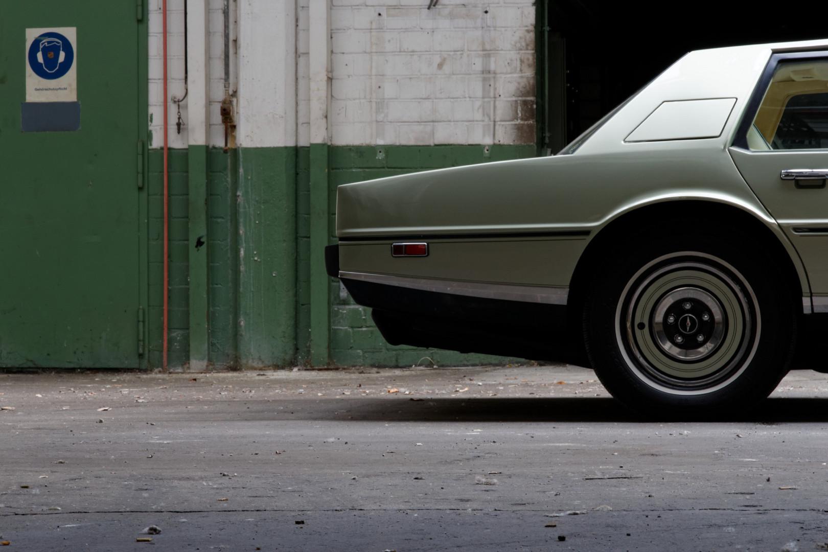 Aston Martin Lagonda – Heck