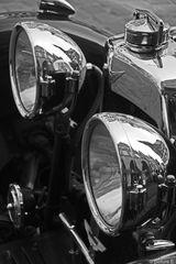 Aston Martin Oldi zu Oldi Spiegelung