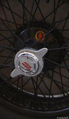 Aston Martin Radspeichen