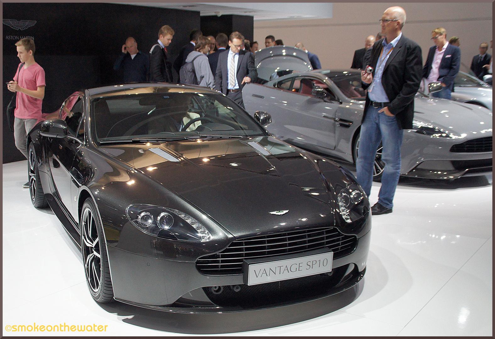 Aston Martin V8 Vantage SP10 Special Series