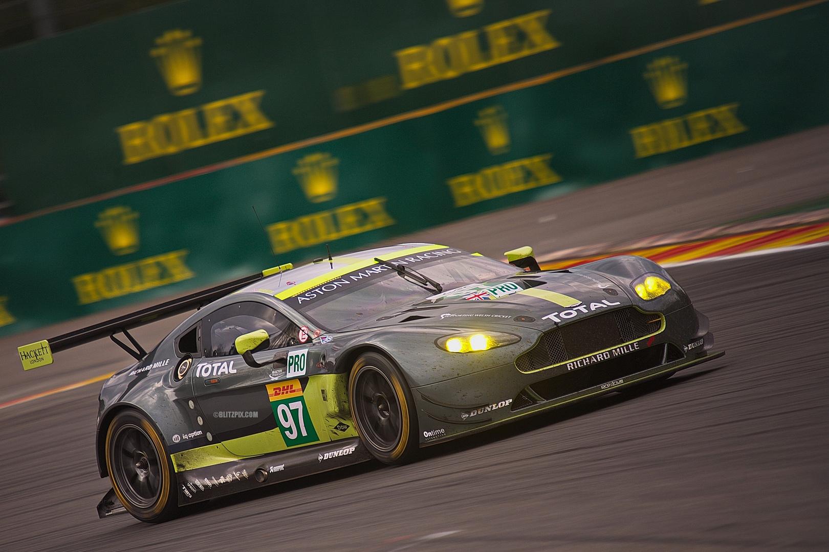 Aston Martin Vantage #97