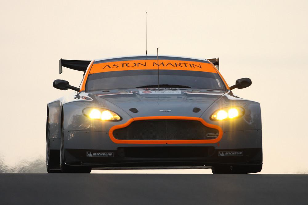 Aston Martin Vantage GT2 - Teil 2