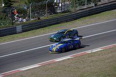 Aston vs. Porsche