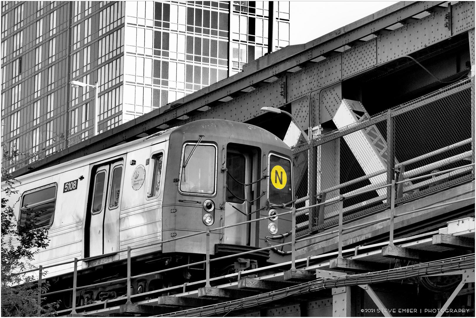 Astoria Line - No.2
