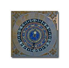 Astronomische Uhr - Hampton Court Palace