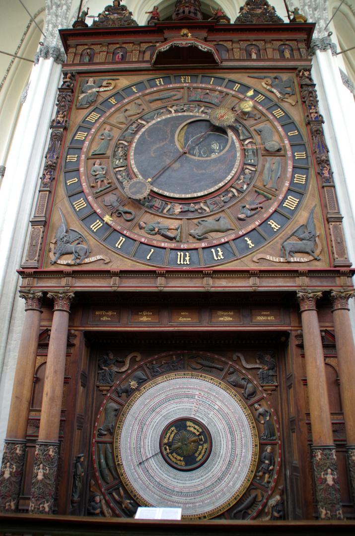 Astronomische Uhr Rostock