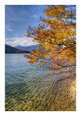 At a lake CHUZENJI