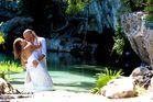 At Cenote Akumal