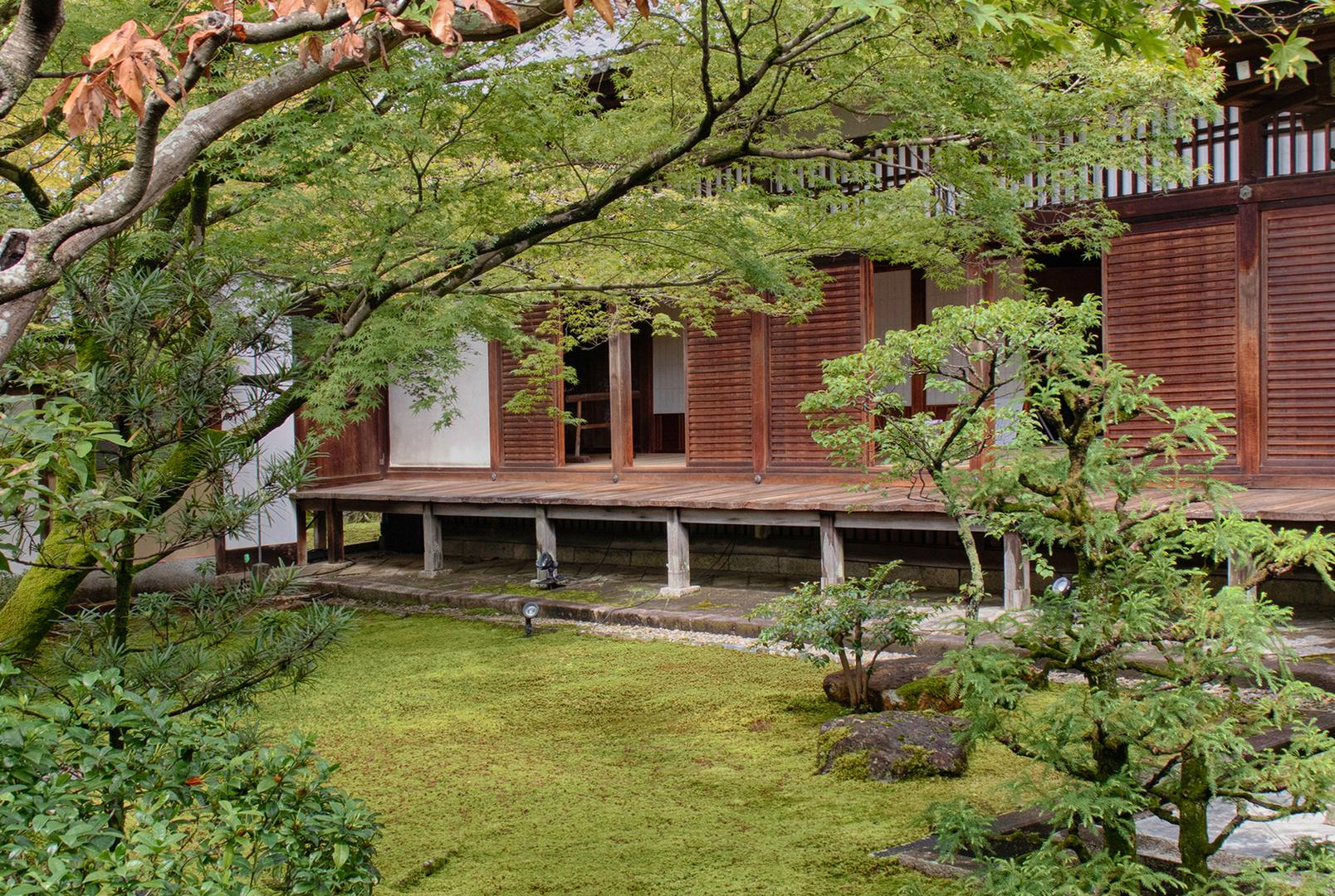 At Ninnaji Temple in Kyoto 6