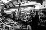 At popular market
