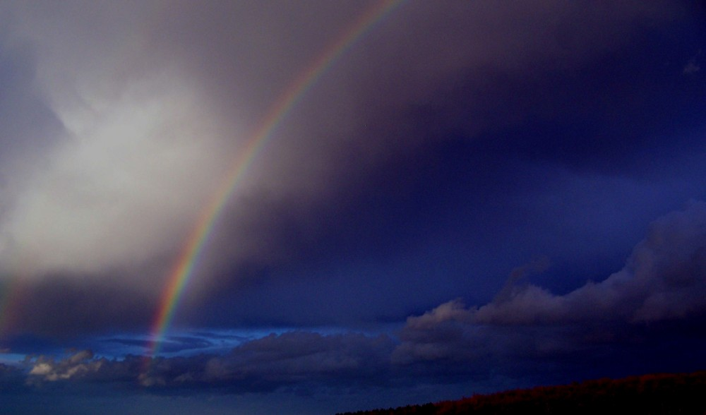 ...at the end of the rainbow