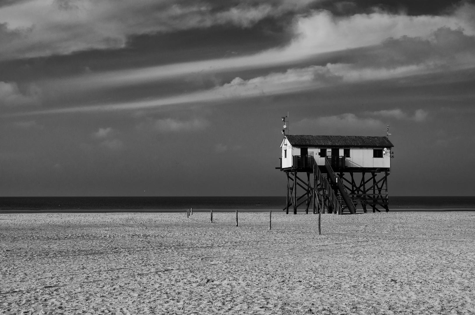 ... at the sea II ...
