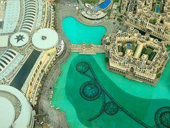 At the top Dubai