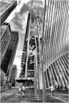 At the World Trade Center - No.4 - Oculus at Church St