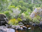 At Wingan River in East Gippsland Victoria Australia