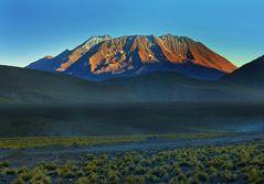 Atacama vor fünf Uhr morgens