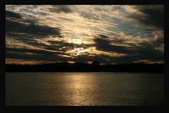 Atardecer ( Sonnenuntergang)