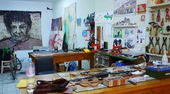 * Atelier und Werkstatt *