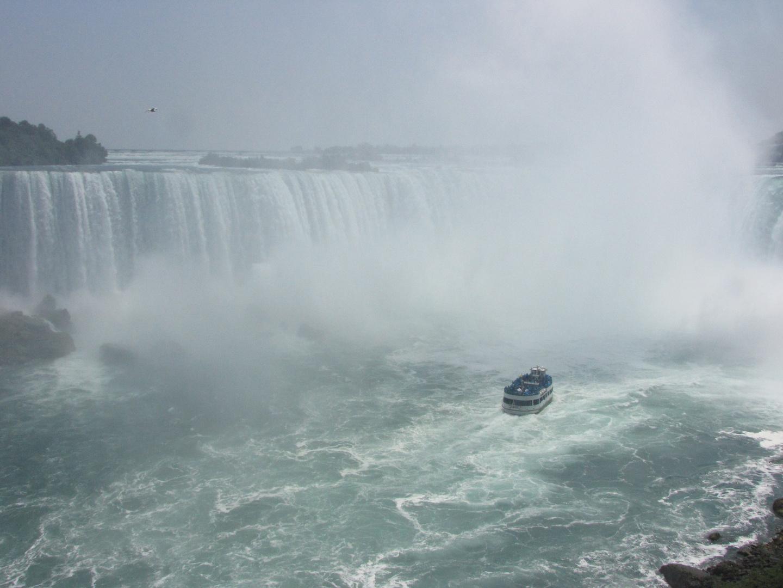 Atemberaubende Niagara Fälle