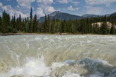 Athabasca Falls am La Biche River