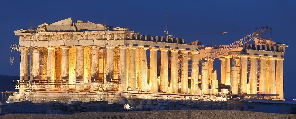 Athen Olymp