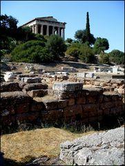 Athen - Hephaistos-Tempel