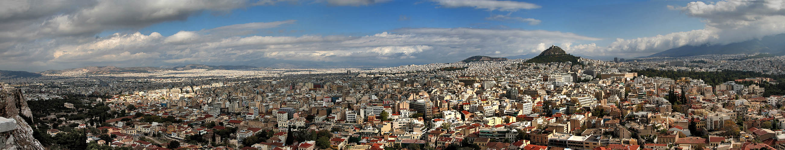 Athen Panorama 1