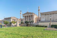 Athener Trilogie - Die Akademie