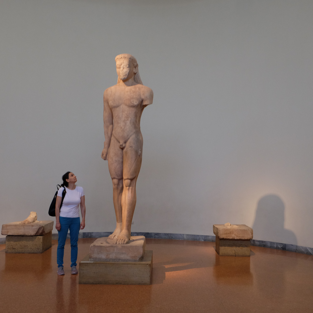 Athènes: Musée archéologique national (3)