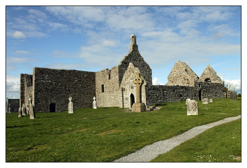Athlone Church Ruin