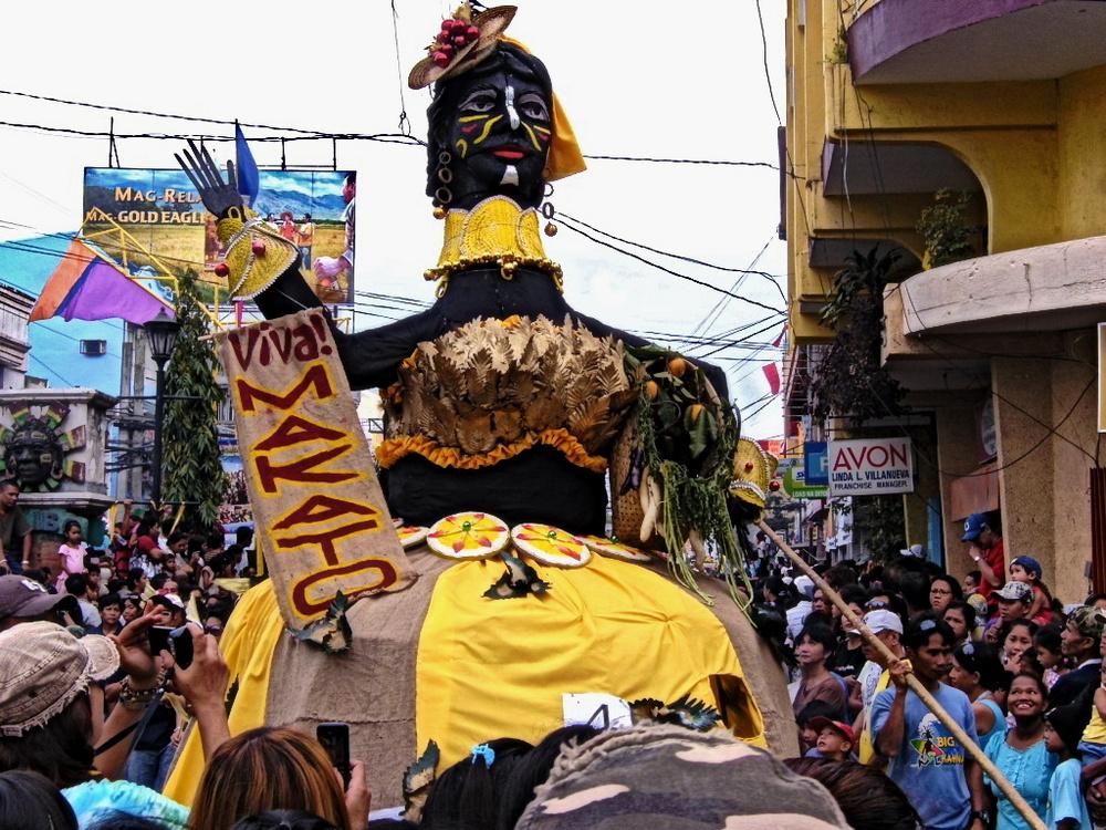 """"""" Ati - Atihan 3 """" ; in Kalibo - Aklan - Panay 2010"""