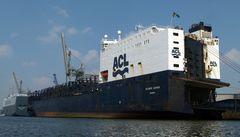 Atlantic Cartier   -   RO-RO-- Carrier