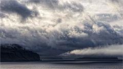 Atlantic sky...