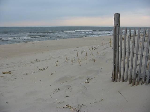 Atlantik bei Ocean City (USA)