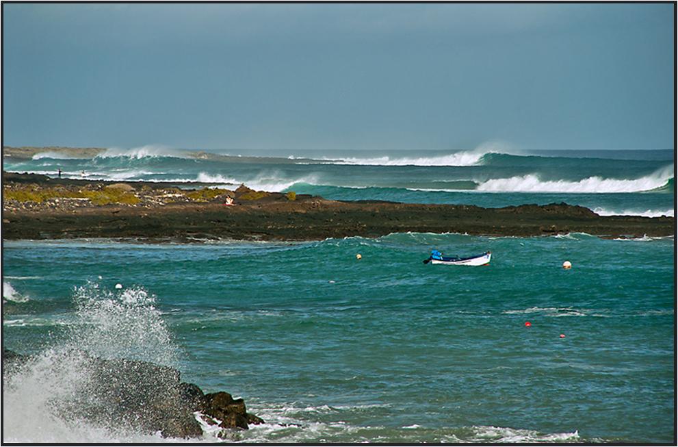Atlantik deine Wellen...