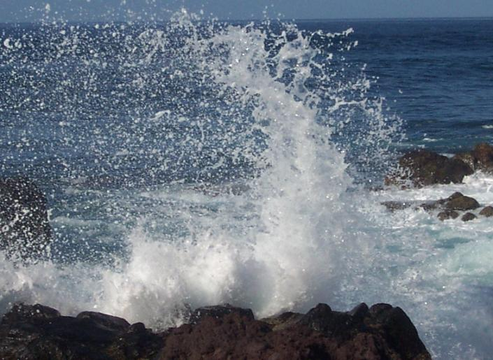 Atlantik grüßt
