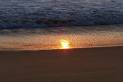 Atlantikstrand: Abschied